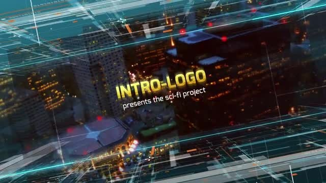 Sci-Fi Trailer : After Effects Templates