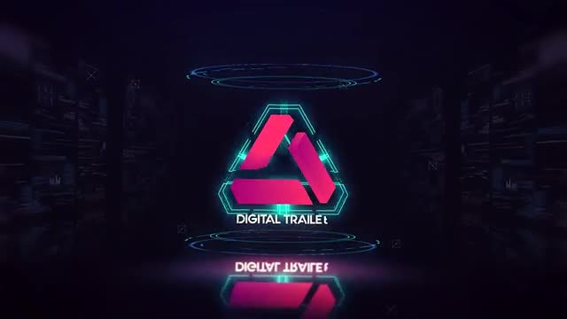 Cyber Opener: After Effects Templates