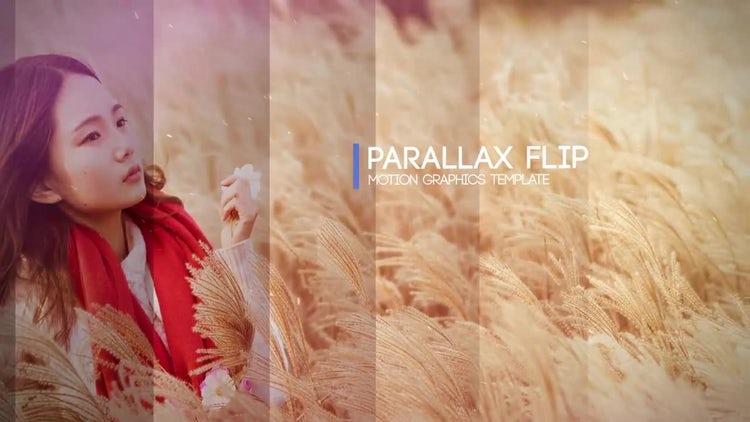 Parallax Flip: After Effects Templates