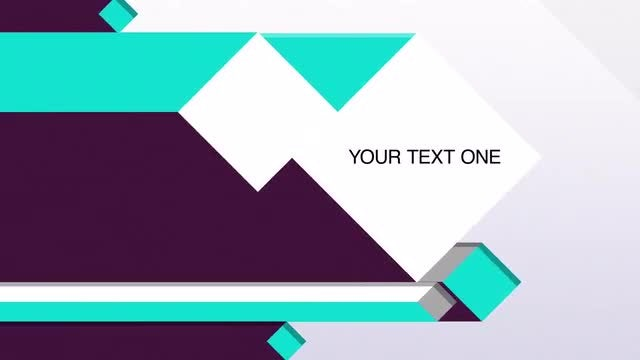 Extrusion: After Effects Templates