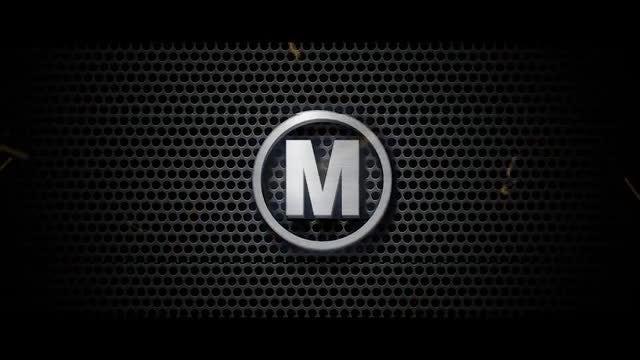 Logo Metal: Premiere Pro Templates