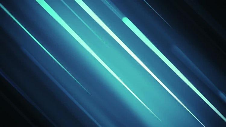Slanting Lines Blue Background: Stock Motion Graphics