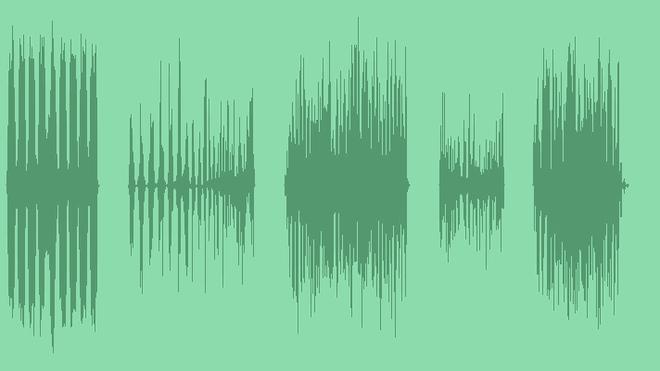 Wobble - Oscillation Sounds: Sound Effects