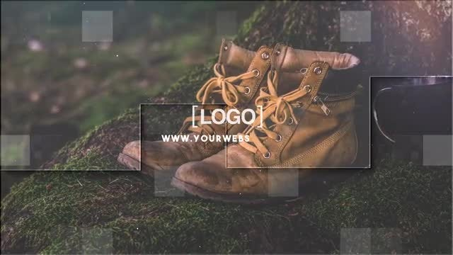 Clean Fashion Slideshow: After Effects Templates