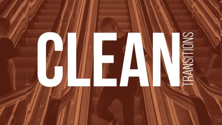 Clean Transitions: Premiere Pro Templates