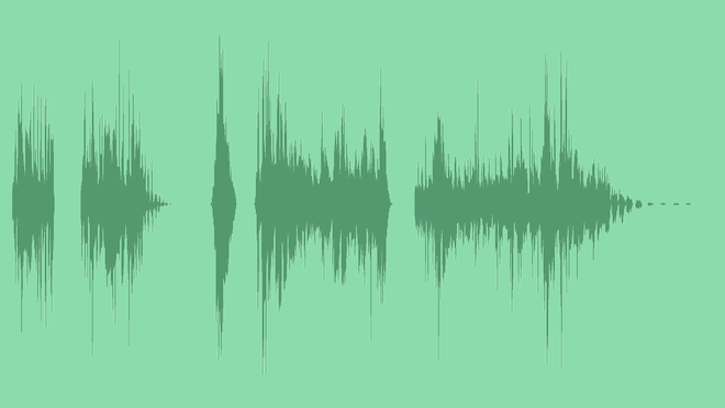 The Glitch Transition: Sound Effects