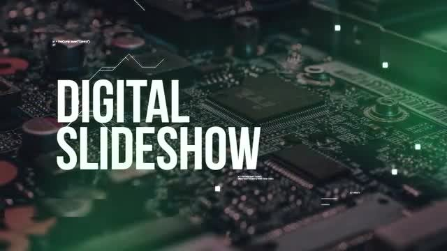 Digital Slideshow & Transitions: Premiere Pro Templates