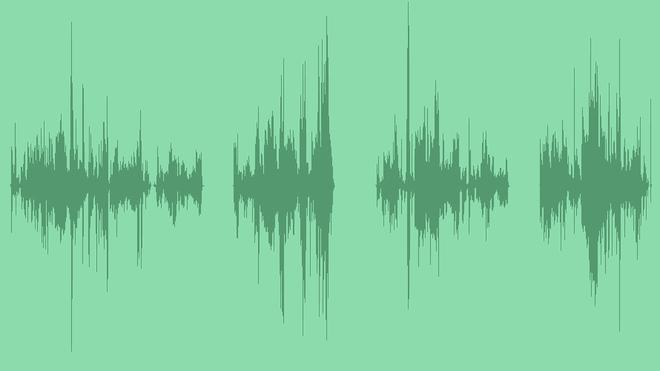 Glitch FX: Sound Effects