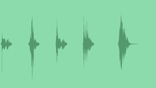 Cool Pack of Swooshes №2: Sound Effects