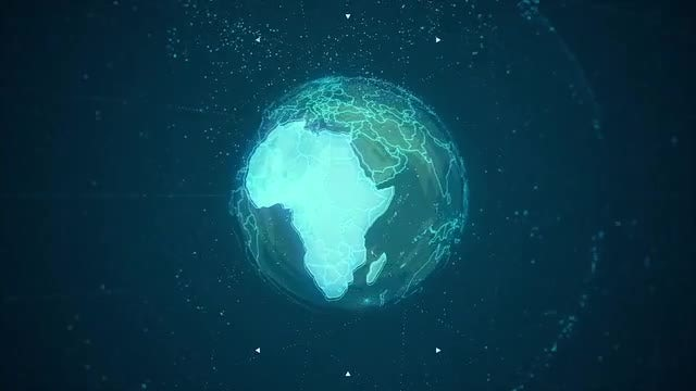 African Continent Pack: Stock Motion Graphics