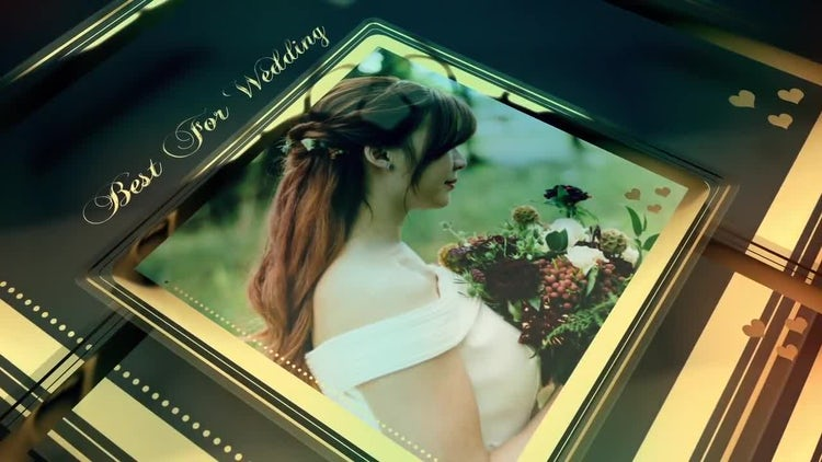 Luxury Wedding: After Effects Templates
