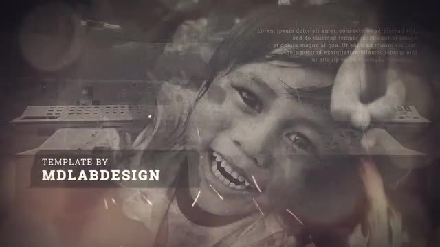 Disaster Opener: After Effects Templates