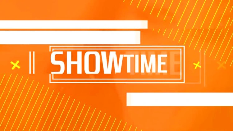 Showtime: After Effects Templates