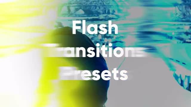 Flash Presets: Premiere Pro Presets