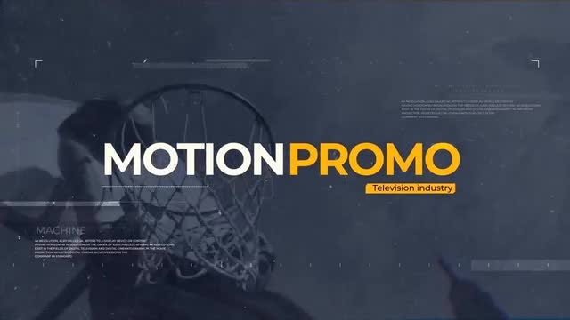 Urban Promo: After Effects Templates