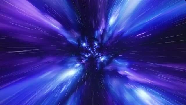 Time Vortex VJ Background Loop: Stock Motion Graphics