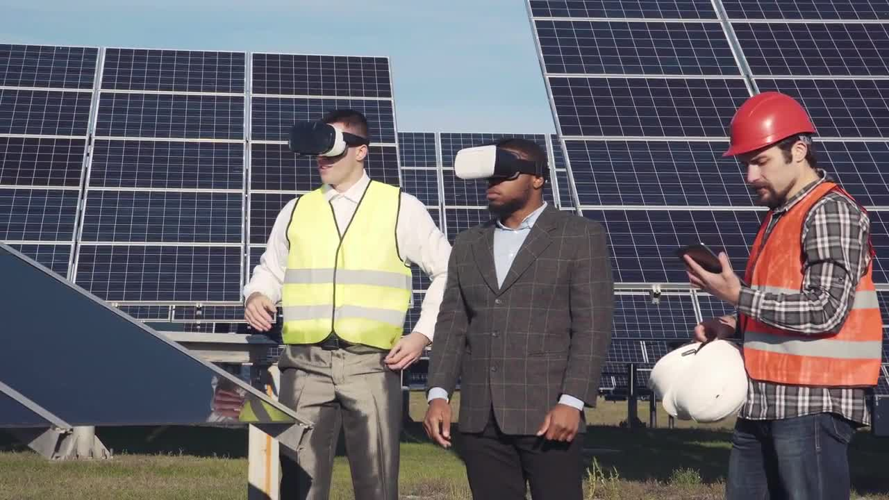 Virtual Reality for the Renewable Energy Industry - GineersNow