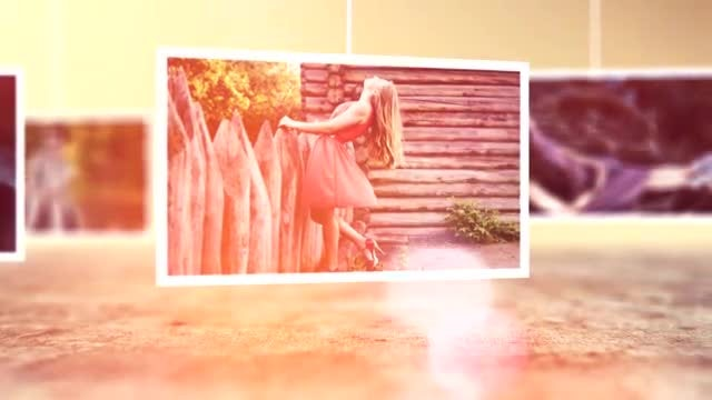 Hanging Photo Gallery: After Effects Templates