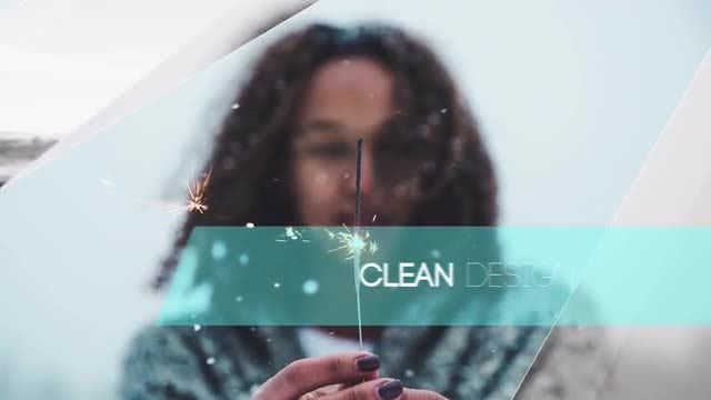Clean Elegant Photo/video Opener 4k: After Effects Templates