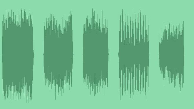 Laser Emitting: Sound Effects
