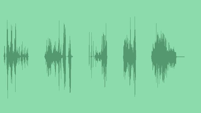 Glitch Sounds: Sound Effects
