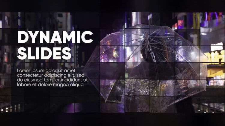Corporate - Mosaic Promo: After Effects Templates