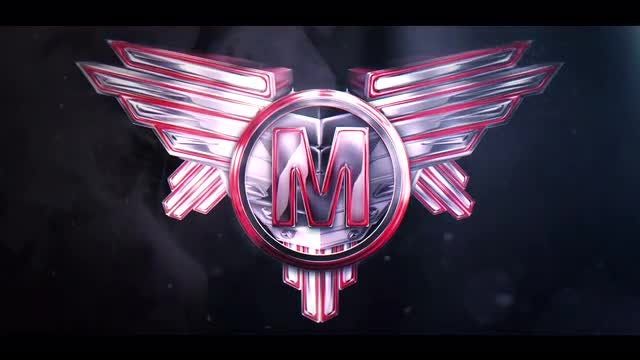 Epic Steel Wings Logo: After Effects Templates