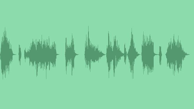Glitch Transition SFX Pack: Sound Effects