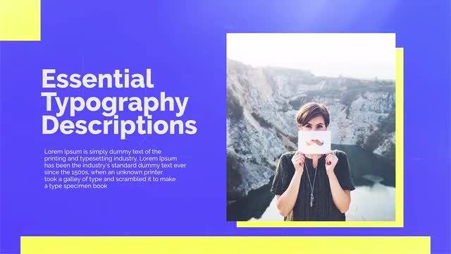 Minimal Portfolio Display: Premiere Pro Templates