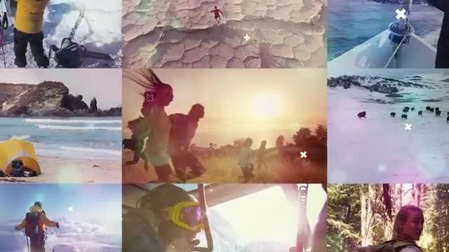 Stylish Modern Dynamic Opener: Premiere Pro Templates