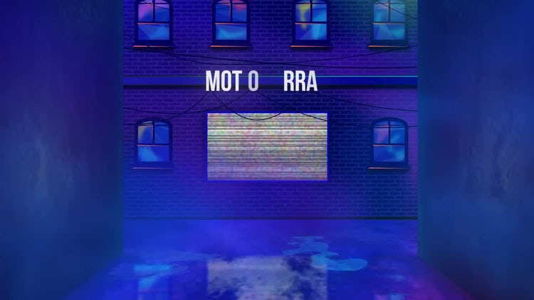 Street Logo: After Effects Templates