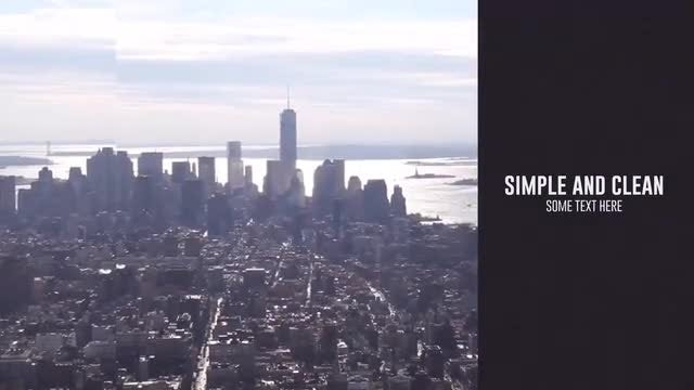 Simple Universal Slideshow: After Effects Templates