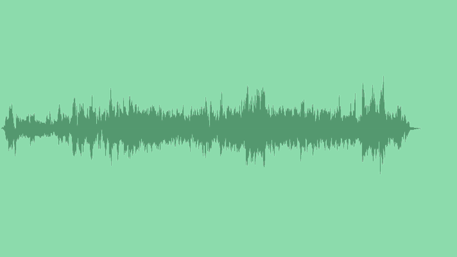 Ambient Abstract Logo: Royalty Free Music
