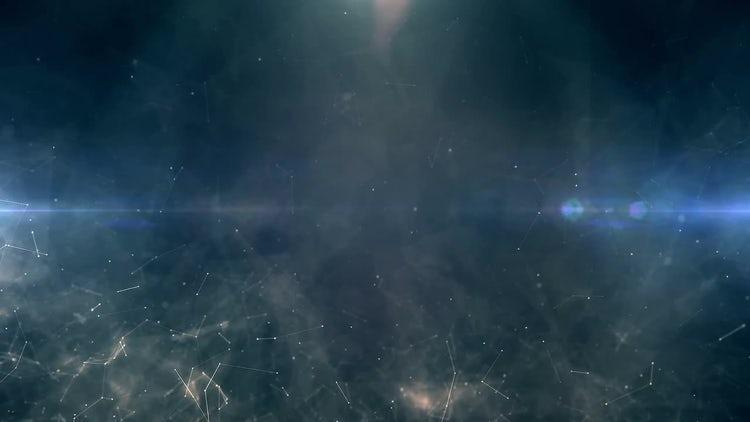 Plexus Background 1 Loop: Motion Graphics