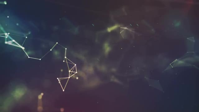 Plexus Background 3: Stock Motion Graphics