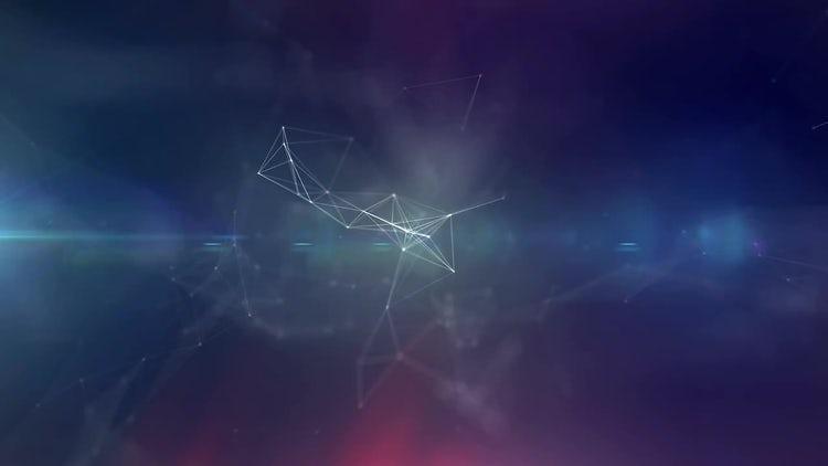 Plexus Background 4: Stock Motion Graphics