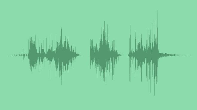 Glitch FX Futuristic: Sound Effects