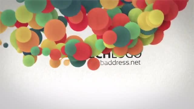Creative Colorful Logo Reveals: After Effects Templates