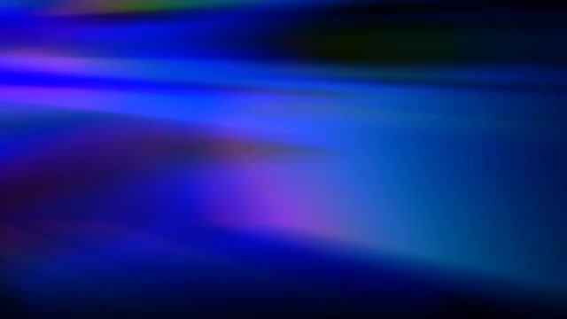 Blue Chromatic Background 4K Loop: Stock Motion Graphics