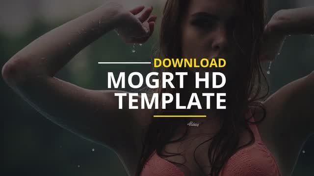 Different Elegant Titles: Motion Graphics Templates
