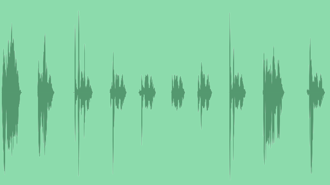 Pack Of Male Sounds Vol.2: Sound Effects