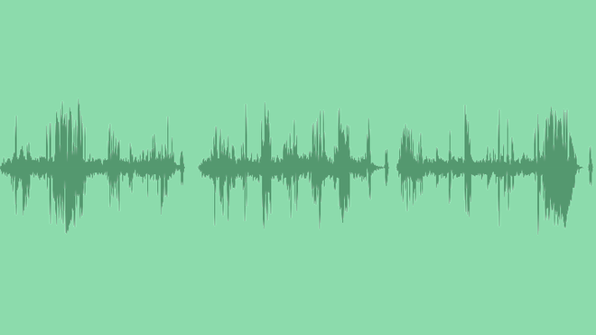 The Sound Of Water And The Singing Of Birds: Sound Effects