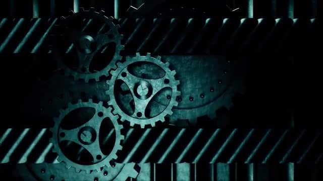 Grinding Gears Loop Pack: Stock Motion Graphics