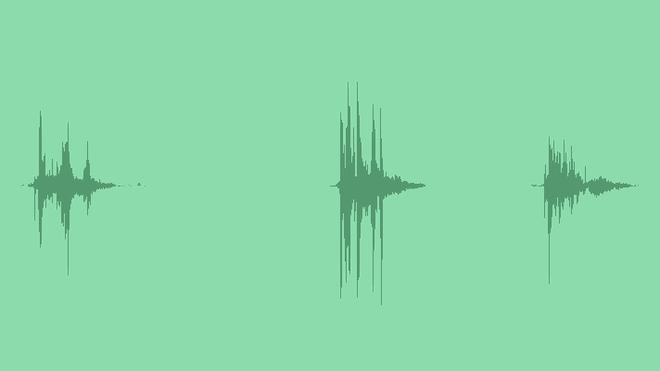 Water Slosh: Sound Effects