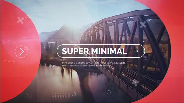 Super Project: After Effects Templates