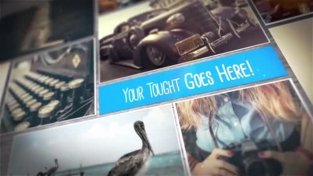Creative Photo Slideshow: After Effects Templates