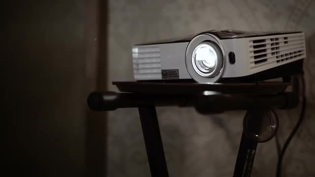 Multimedia Projector: Stock Video