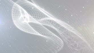 Abstract White Minimal Background: Motion Graphics