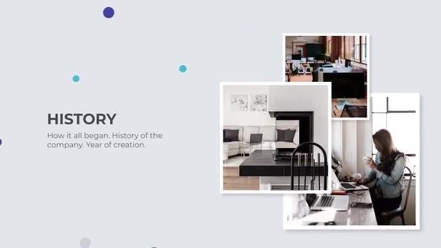 Universal Business Corporate Presentation : Premiere Pro Templates
