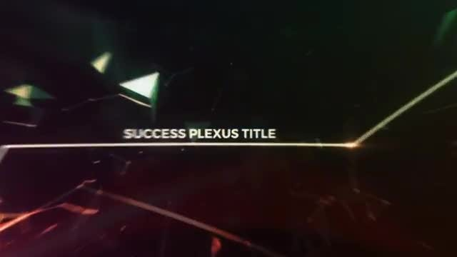 Success Plexus Titles: Motion Graphics Templates